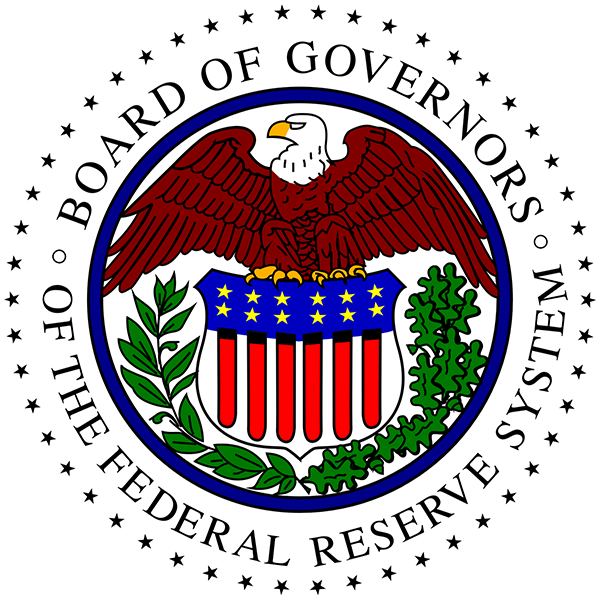fed - federal reserve bank logo