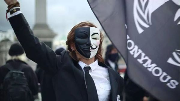 million mask march  5 november 2014 global