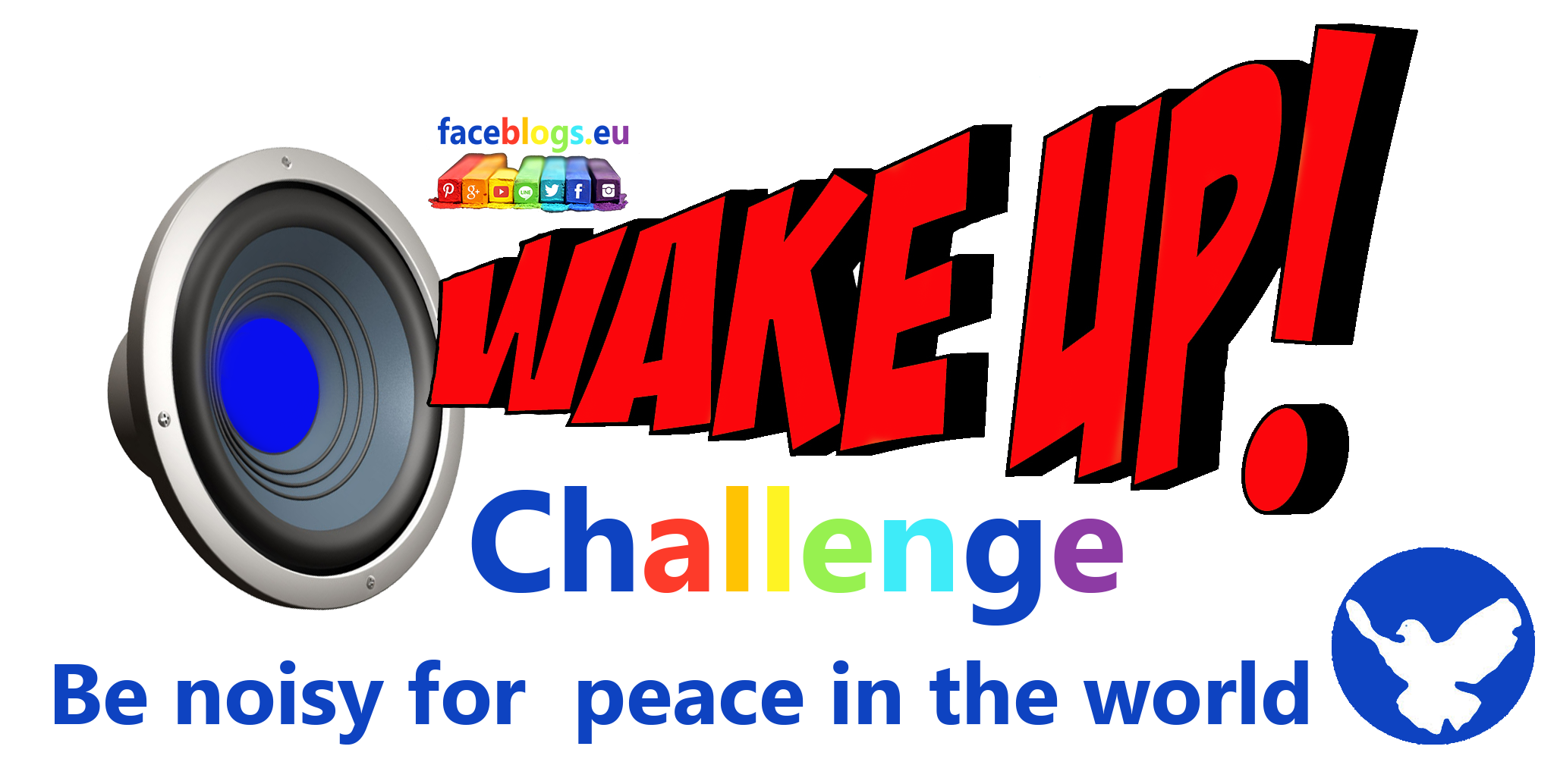 faceblogs.eu  wake up challenge